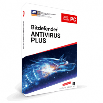 Bitdefender Antivirus Plus 2019 (Promotion 3 Years / 3 Devices)